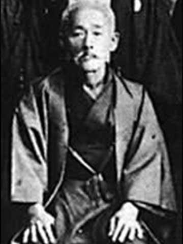 Higaonna Kanryo Sensei