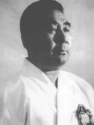 Seikichi Toguchi Sensei