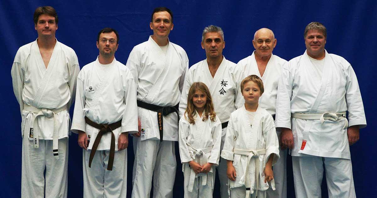 karate belgium