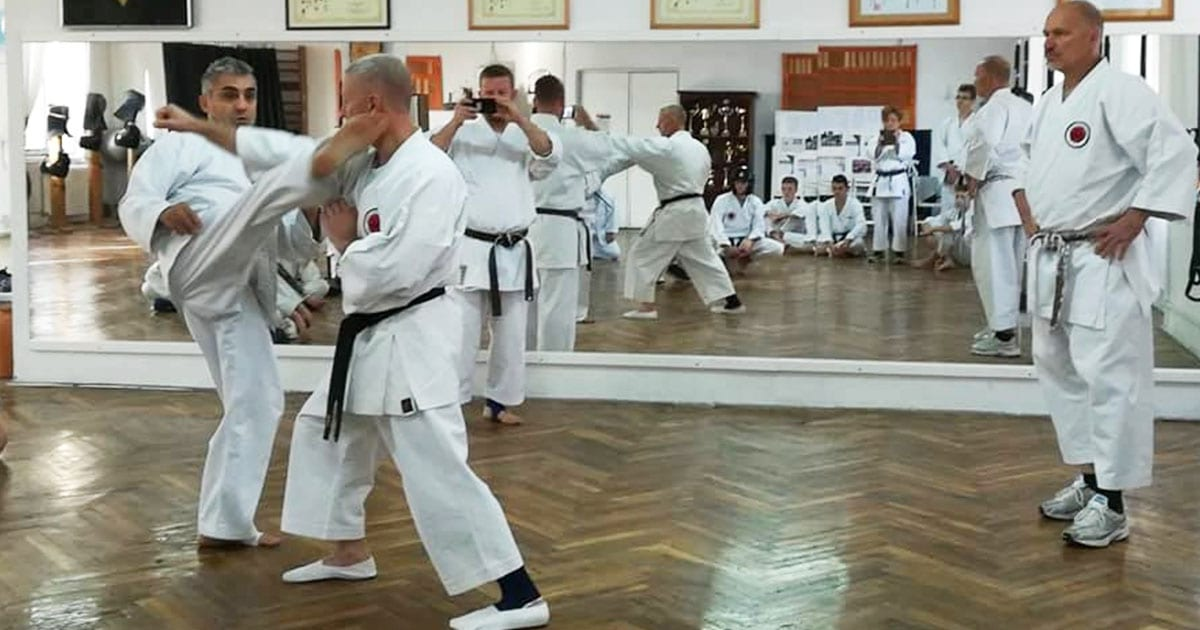 karate romania