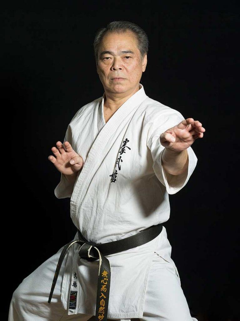 Hanshi Kuba Yoshio